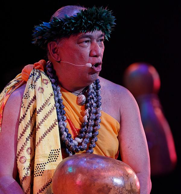Chinky Māhoe with Kawaili'ulā