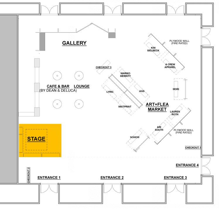 Gallery / ART + FLEA