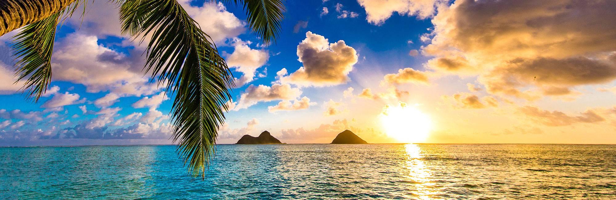 hawaiiの景色