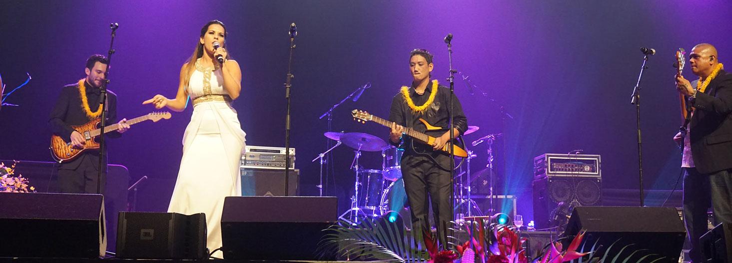 NA HOKU HANOHANO AWARDS MUSIC FESTIVAL 2018 with MISS ALOHA HULA 受賞者