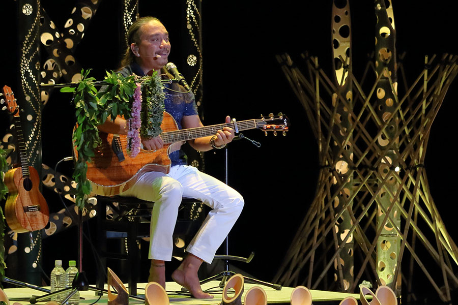 Kealii Reichell Japan Tour 2018(ケアリイ・レイシェル ジャパンツアー)