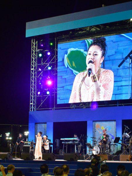 Rimi Natsukawa Island Music Live