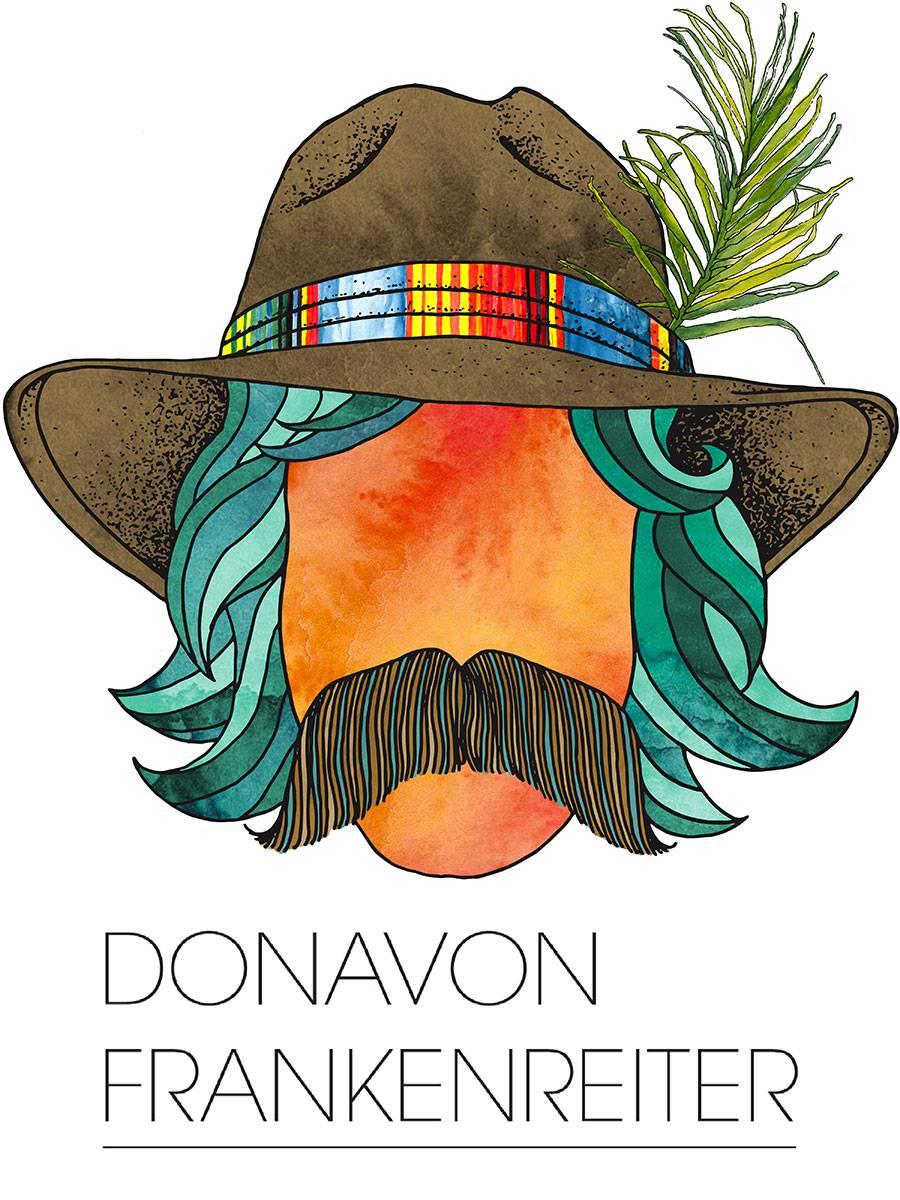 [販売終了] DONAVON FRANKENREITER Music Live