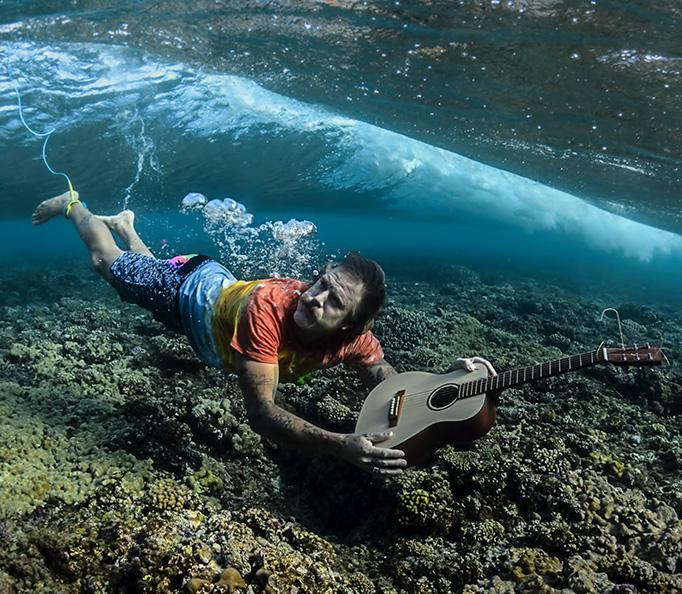 Donavon Frankenreiter ハワイアンミュージック