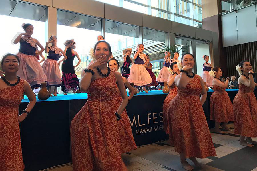 Kūkilakila Hula Contest & Kūkilakila Hula Stage